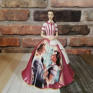 Other - Christmas In Atlanta Gone With The Wind Figurine